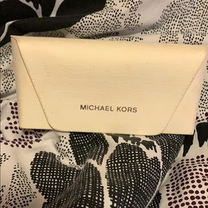 Michael Kors glasses case